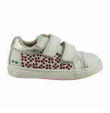 Bunnies Jr. 219311-591 meisjes sneakers wit