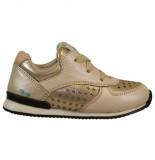 Bunnies Jr. 9330-894 meisjes veterschoenen goud