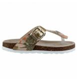 Braqeez 418020-636 meisjes sandalen roze