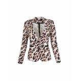MAICAZZ Naarah blazer leopard sp20.10.001