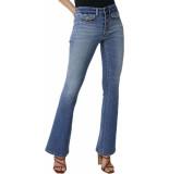 Lois Harry stone yoko flare jeans-w25 denim