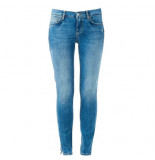 Liu Jo Buttom up jeans blauw