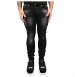 Richesse Alicante noir jeans zwart