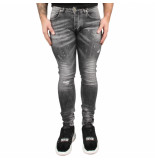 Richesse Palencia gris jeans grijs