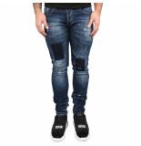 Richesse Cordova blea jeans