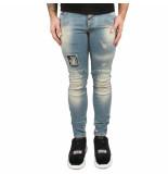 Boragio Jeans blauw