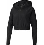 Puma Be bold woven jacket 518925-01 zwart