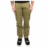 Tommy Hilfiger Tjm straight cargo pant groen