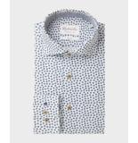 Michaelis Bijenprint overhemd