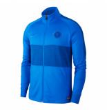 Nike Chelsea fc trainingsjack 2019-2020 hyper royal blauw