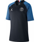 Nike Paris saint germain trainingsshirt 2019-2020 kids zwart