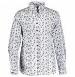 State of Art Overhemd met vogelprint