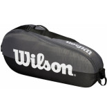 Wilson Team collection black / grey 1 wrz854903 antraciet