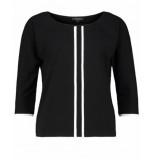 Claudia Sträter T-shirt 1800149 zwart