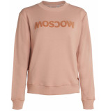 Moscow Pullover sp20-45.01 roze