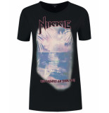 Nikkie T-shirt n6-224 abstract beach
