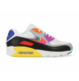 Nike Air max 90 betrue cj5482-100 / regenboog wit