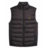 Lyle and Scott Bodywarmer jk1231v zwart