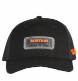 sustain Rubber logo cap