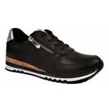 Marco Tozzi Sneaker 282 zwart