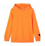 Name It Sweatshirt 13178573 nkmdek oranje