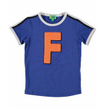 Funky XS T-shirt sport tee blauw