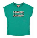 Funky XS T-shirt funky tee groen