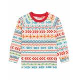 Oilily Hakkel sweater- wit