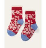 Oilily Menorca sokken- rood
