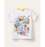 Oilily Tak t-shirt- wit