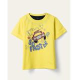 Oilily Tuk t-shirt- geel