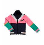 Funky XS Vest track jacket blauw
