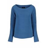 Monari  405090 blauw