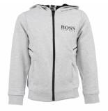 Hugo Boss Junior Cardigan jogging grijs