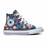 Converse All stars chuck taylor 667200c blauw