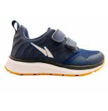 Piedro Sport sneakers klittenband blauw