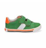 Braqeez Dani day jongens sneakers groen