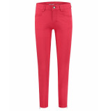 Para Mi Jeans ss201.005003 amber colo rood