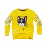 Z8 Sweatshirt keano geel