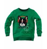 Z8 Sweatshirt pepijn groen
