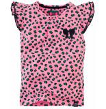 Z8 T-shirt nicolette roze
