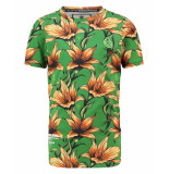 Vingino T-shirt halled groen