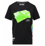Vingino T-shirt higi zwart