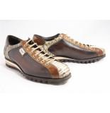 Harris Platini sneakers bruin