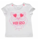 Kenzo Tiger mg tee shirt wit