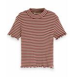 Scotch R'Belle Scotch r'belle t-shirt 155672
