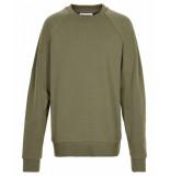Cost:bart Sweatshirt c1150 antwerp khaki