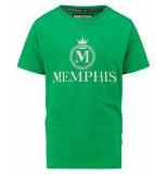 Vingino T-shirt hozano groen