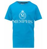 Vingino T-shirt hozano blauw