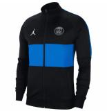Nike Paris saint germain trainingsjack 2019-2020 black zwart